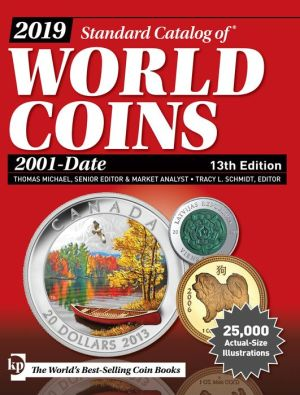 Book 2019 Standard Catalog of World Coins, 2001-Date