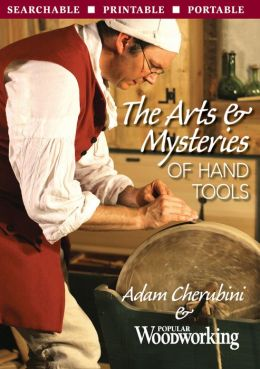 Arts & Mysteries of Hand Tools (CD)