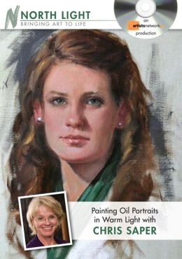 Painting Oil Portraits in Warm Light with Chris Saper