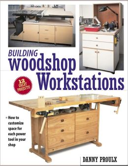 Building Woodshop Workstations (PagePerfect NOOK Book)