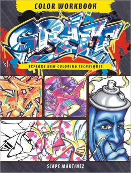 GRAFF Color Workbook: Explore New Coloring Techniques