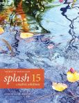 Book Cover Image. Title: Splash 15 - Creative Solutions:  The Best of Watercolor, Author: Rachel Wolf