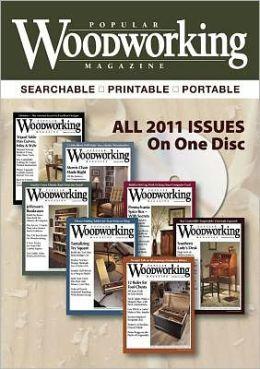 Popular Woodworking Magazine 2011