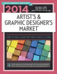 Book Cover Image. Title: 2014 Artist's & Graphic Designer's Market, Author: Mary Burzlaff Bostic