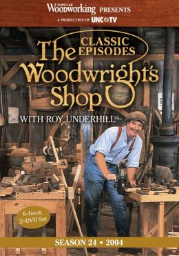 Classic Episodes, The Woodwright's Shop (Season 24)
