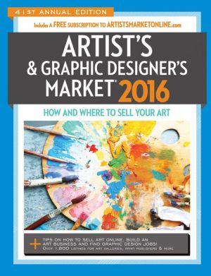 2016 Artist's & Graphic Designer's Market