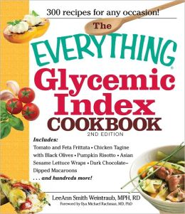 The Everything Glycemic Index Cookbook, 2nd Edition (PagePerfect NOOK Book)