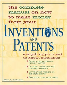 Inventions And Patents (PagePerfect NOOK Book)