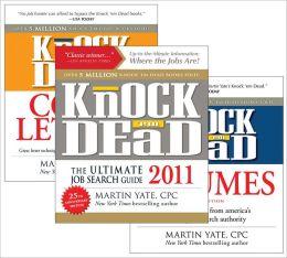 The Knock 'em Dead Job Search Bundle