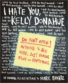 I Hate You, Kelly Donahue (PagePerfect NOOK Book)