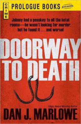 Doorway to Death (PagePerfect NOOK Book)