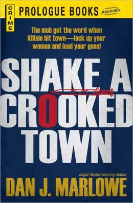 Shake a Crooked Town (PagePerfect NOOK Book)