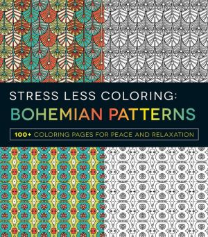 Stress Less Coloring - Bohemian Patterns