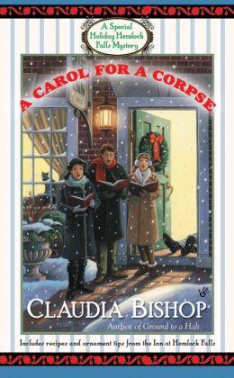 A Carol for a Corpse (Hemlock Falls Series #15)