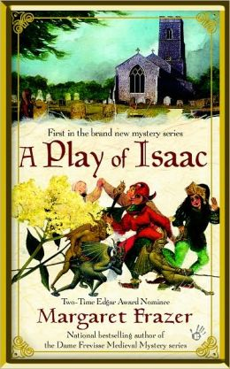 A Play of Isaac (Joliffe Mystery Series #1)