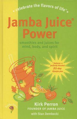Jamba Juice Power
