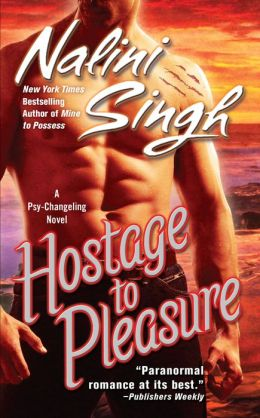 Hostage to Pleasure (Psy-Changeling Series #5)
