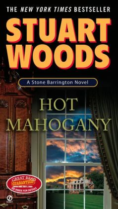 Hot Mahogany (Stone Barrington Series #15)