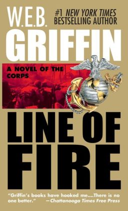 Line of Fire (Corps Series #5)