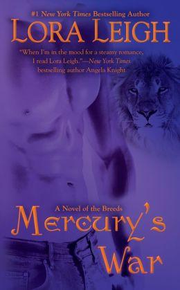 Mercury's War (Breeds Series #16)
