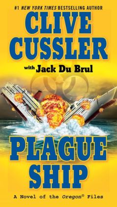 Plague Ship (Oregon Files Series #5)