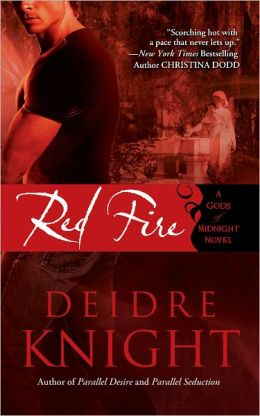 Red Fire: A Gods of Midnight Novel