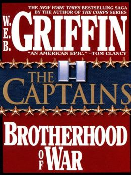 The Captains (Brotherhood of War Series #2)