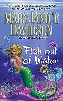 Fish Out of Water (Fred the Mermaid Series #3)