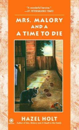 Mrs. Malory and a Time to Die (Mrs. Malory Series #18)