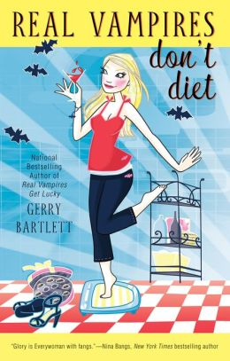 Real Vampires Don't Diet (Real Vampires Series #4)