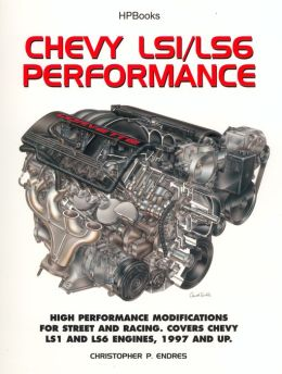 Chevy LS1/LS6 Performance HP1407
