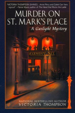 Murder on St. Mark's Place (Gaslight Mystery Series #2)