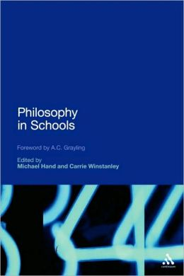 Philosophy In Schools
