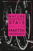 Book Cover Image. Title: Nature, History, State:  1933-1934, Author: Martin Heidegger