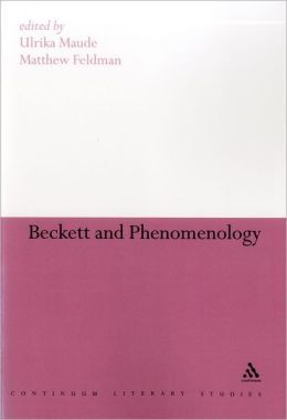 Beckett and Phenomenology