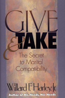 Give and Take: The Secret to Marital Compatibility
