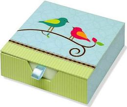 Bird Song Boxed Desk Notes