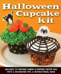 A Halloween Cupcake Kit