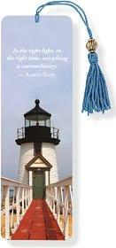 Lighthouse Beaded Bookmark
