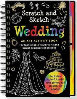 Scratch & Sketch Wedding