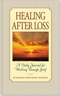 Healing After Loss Daily Journal (4.25 x 7.25)