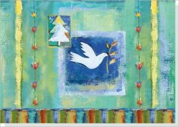 Painted Dove Large Boxed Holiday Cards