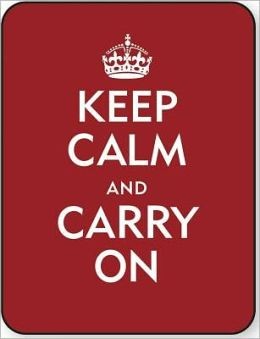 Keep Calm & Carry on Ipad2 Neoskin Jacket