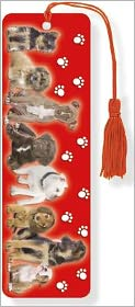 Puppies 3D Paper Bookmark