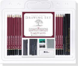 Studio Series 26 Piece Sketch and Drawing Pencil Set
