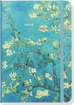 Almond Blossom 2014 Compact Engagement Calendar