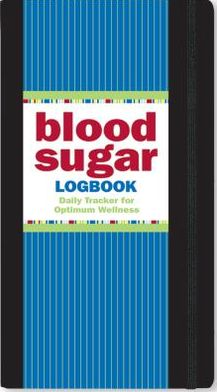 Blood Sugar Logbook: Daily Tracker for Optimum Wellness