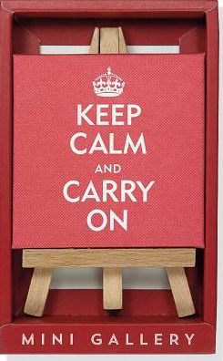 Mini Gallery Keep Calm And Carry On