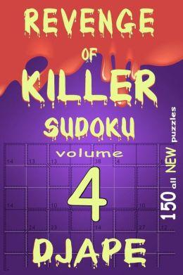 Revenge Of Killer Sudoku 4