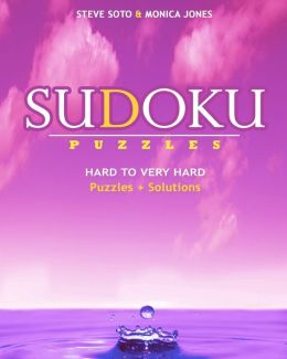 Sudoku Puzzles - Hard To Very Hard